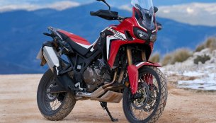 2018 Honda Africa Twin India launch in July - Report