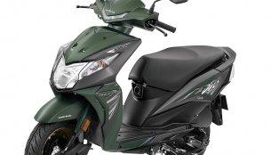 Honda Dio Deluxe vs Yamaha Cygnus Ray-ZR - Spec comparison