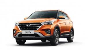 2018 Hyundai Creta (facelift) bookings cross 14,000 units in just 10 days