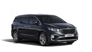 Kia Carnival under consideration for India - Report