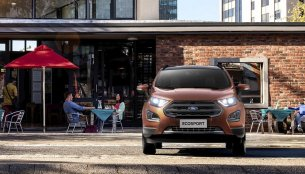 Ford EcoSport S with EcoBoost engine launched, priced from INR 11.37 lakh