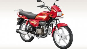Hero MotoCorp product range to get a marginal price hike
