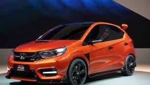 Honda hints at GIIAS 2018 world premiere for next-gen Honda Brio