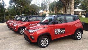 Mahindra KUV100 now available at all Italian dealerships