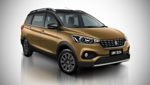 Purported 2018 Maruti Ertiga-based crossover unlikely, hints CV Raman