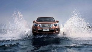 New markets of Nissan Terra SUV officially revealed