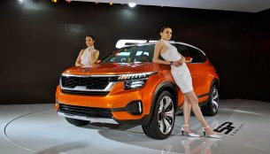 Production version of Kia SP Concept likely to be called Kia Trazor