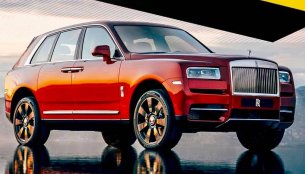 Rolls-Royce Cullinan leaked ahead of public unveiling tomorrow [Update]