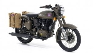 Royal Enfield Classic 500 Pegasus Edition sold out in 178 seconds in India