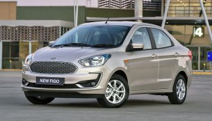 India-made export-spec 2018 Ford Figo hatchback & sedan unveiled