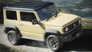 1.5 L K15B engine from 2018 Maruti Ertiga/2018 Maruti Ciaz to power the Suzuki Jimny