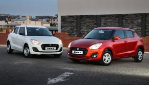 Made-in-India 2018 Suzuki Swift launched in South Africa