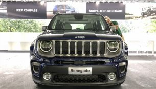 2019 Jeep Renegade - In 10 live images