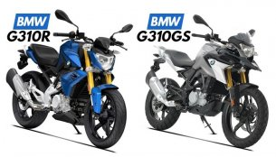 BMW G 310 R & G 310 GS for India - 5 things to know