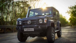 140 hp Force Gurkha Xtreme launch soon; brochure reveals specifications