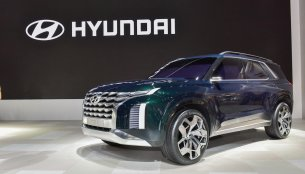 Hyundai HDC-2 Grandmaster concept previews new flagship SUV