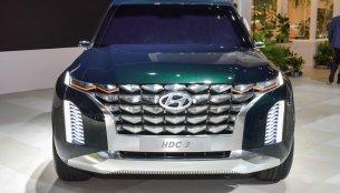 Hyundai mulling Toyota Land Cruiser rival slotted above Palisade - Report