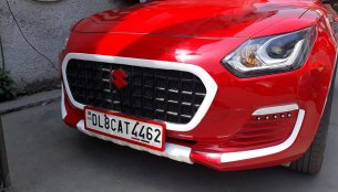 Custom 2018 Maruti Swift 'Sports' by SS Designs - In 15 Images