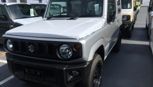New Suzuki Jimny dealer dispatches commence ahead of launch in July