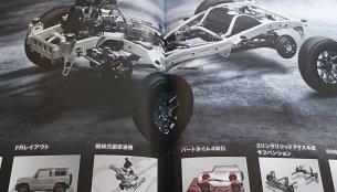 New Suzuki Jimny brochure leak reveals full specifications