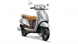 Suzuki Access 125 CBS launched along with new Special Edition colour