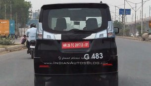 Suzuki Solio spotted in Faridabad by IAB reader