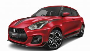 Suzuki Swift Sport Red Devil announced in Australia