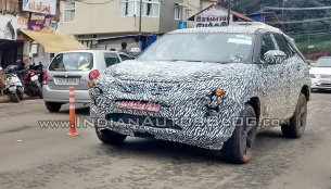 Land Rover-based Tata H5X (Hyundai Creta slayer) seen testing in Ooty