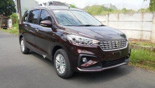 Indonesian media respond to IAB's questions on the 2018 Suzuki/Maruti Ertiga
