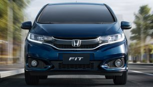 India-bound Honda Jazz facelift heads into Argentina - Report
