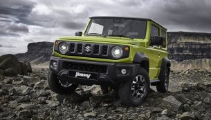 New Suzuki Jimny unlikely to get a diesel engine - Report