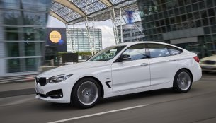 BMW 3 Series GT Sport launched in India at INR 46.60 lakh