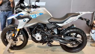 BMW G 310 GS launched in India at INR 3.49 lakh