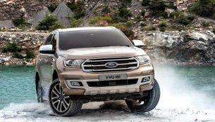 Ford Everest Raptor (Ford Endeavour Raptor) still under consideration