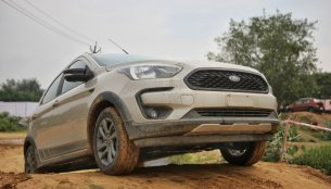 Ford Freestyle to get minor updates & Ruby Red paint option - Report