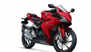 2018 Honda CBR250RR with new colours launched in Indonesia