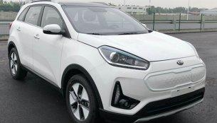 Hyundai Creta-based Kia EV first photos
