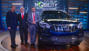 Flagship Mahindra SUV set to launch in three months - Report