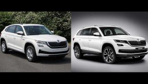 Skoda Kodiaq GT vs. Skoda Kodiaq - In Images
