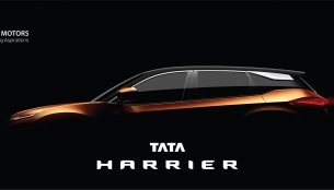 Tata Harrier chosen as the name for the production Tata H5X Concept