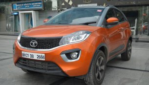 Tata Nexon HyprDrive S-SG AMT - Review