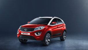 Tata Nexon AMT now available in XMA, prices start at INR 7.50 lakh