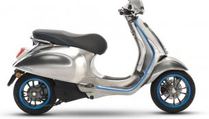 Vespa Elettrica e-scooter India launch plans on hold