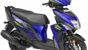 Yamaha Ray ZR Street Rally launched in India at INR 57,898