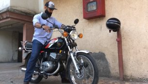 Here's India's first twin-cylinder Yamaha RX100 [Video]