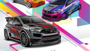 Honda Indonesia asks for virtually modified 2018 Honda Brio from aficionados