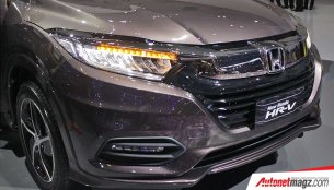 India-bound 2018 Honda HR-V (facelift) launched at the GIIAS 2018 in Indonesia