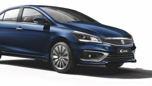 New Suzuki Ciaz heading to South Africa in Q1 2019