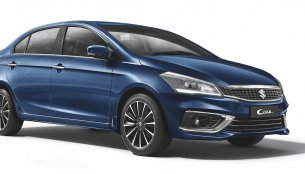 2018 Maruti Ciaz (facelift) launched, prices start at INR 8.19 lakh