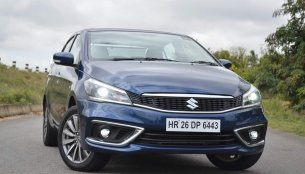2018 Maruti Ciaz (facelift) - First Drive Review